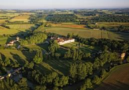 """Grand Site Occitanie """" Armagnac, Abbaye et Cités""""  -  Gers"""