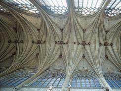 Clés de voûtes de la Cathédrale St Pierre